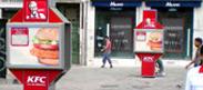 Cabinas Telefónicas advertising