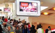 Centros Comerciales advertising