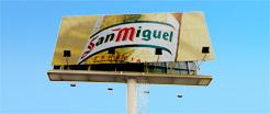 Monopostes advertising