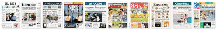 Prensa advertising