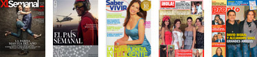 Revistas advertising